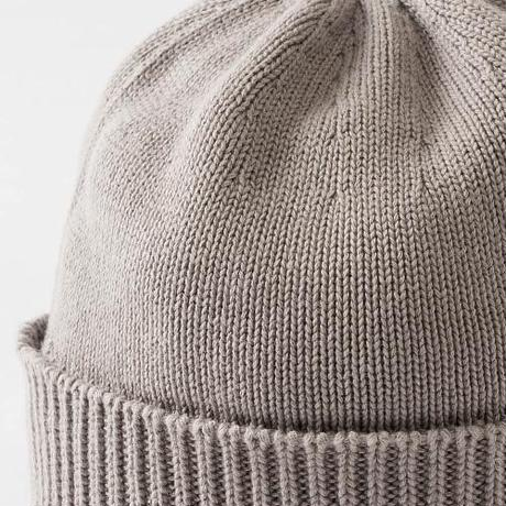 fit COTTON KNIT CAP