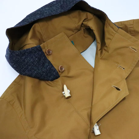 ohta brown rain jacket jk-30B