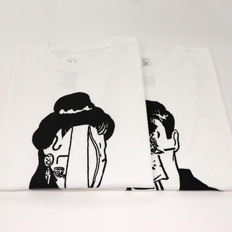 五木田智央 × Cul de Sac T-Shirts