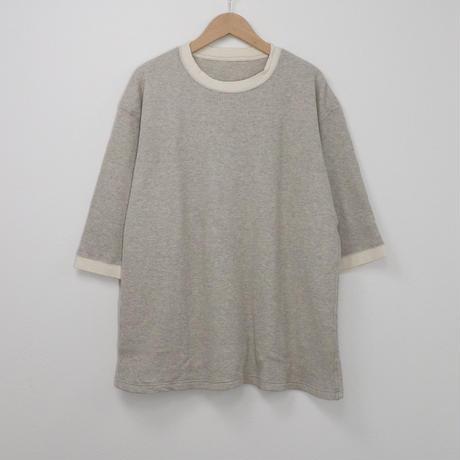 着もちいい服 F/W FACE THERMAL S/S T-SHIRTS