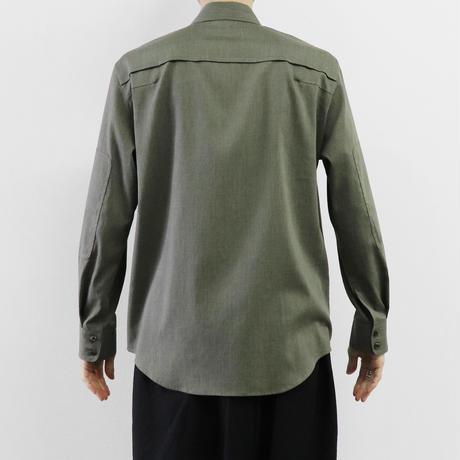 ohta green man shirts st-24G