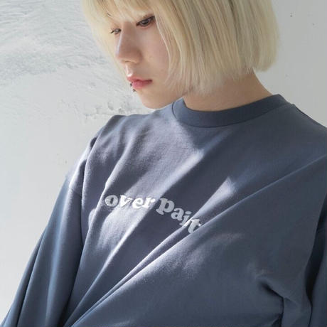 FILM Heavy oz LS Tee(blue)