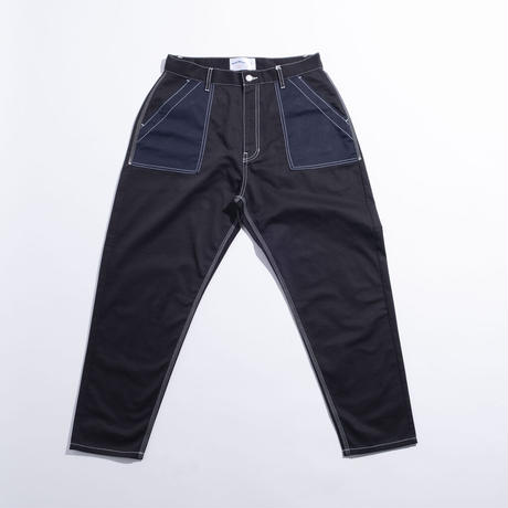baker pants (black)