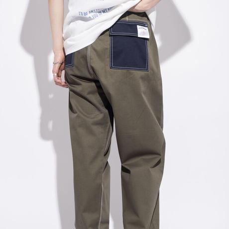 baker pants (olive)