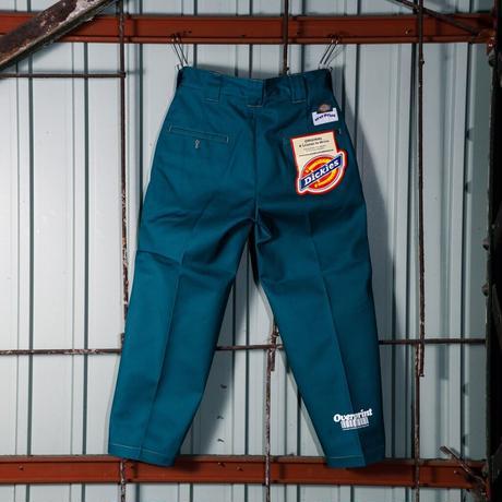 Dickies baker pants (green)