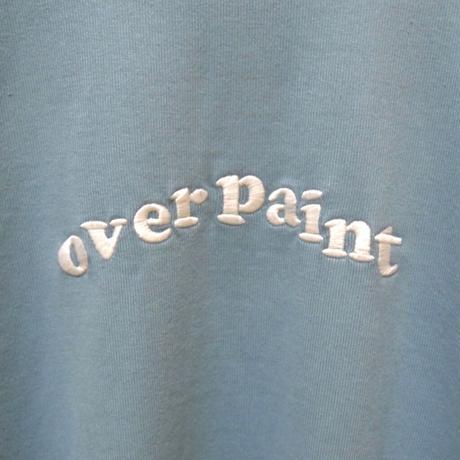 over paint Heavy oz LS Tee(sax blue)