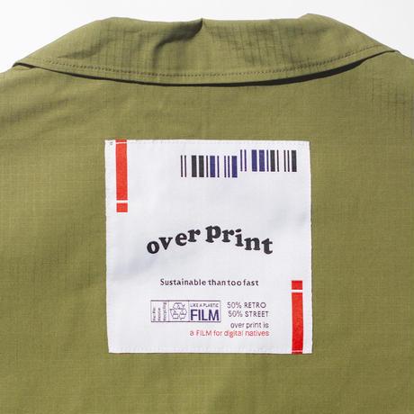 FIELD JACKET (olive)