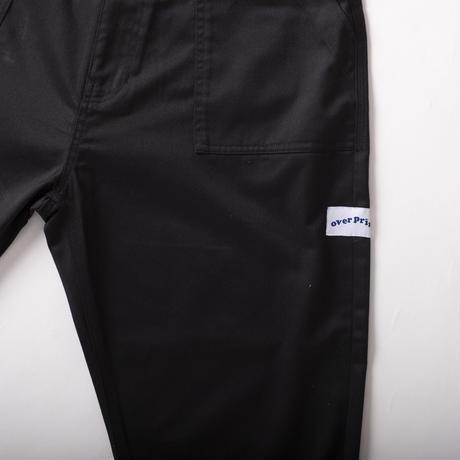 baker pants (black)