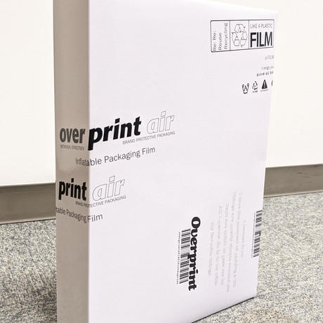 over print MOOK BOOK