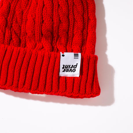 Cable Knit Hat *new hattan