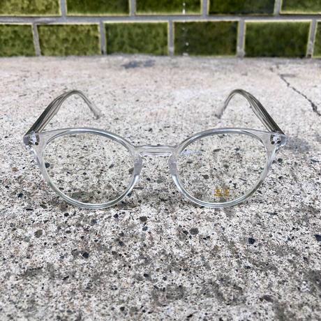 """""""モデルチェンジSALE""""【Select】ボストン型 サングラス カラーレンズ クリアフレーム UVカット《簡易ケース付き》"""