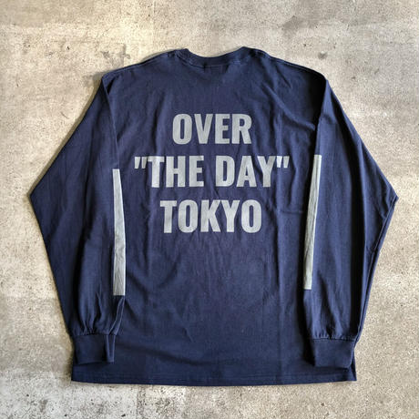 【O.T.D.T】Iconic Line Long Sleeve Tee 《6Color》