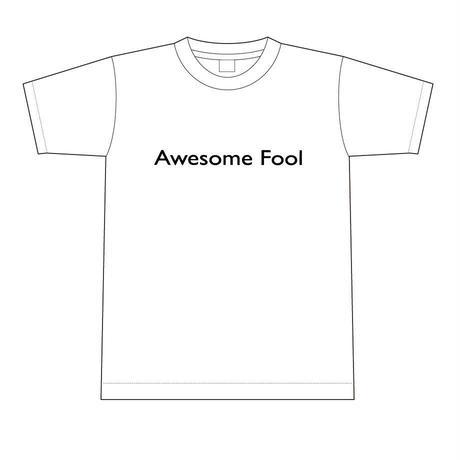 バカの日Tシャツ ホワイト