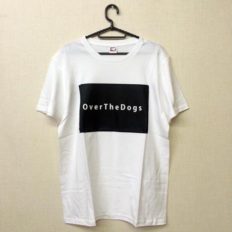 ロゴTシャツ 白