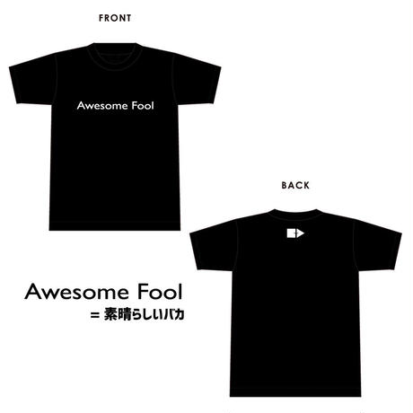 バカの日Tシャツ ブラック