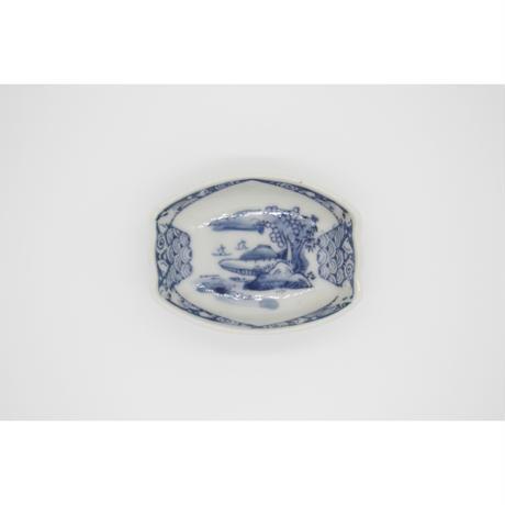 舟型の豆皿