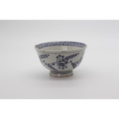 染付の煎茶椀
