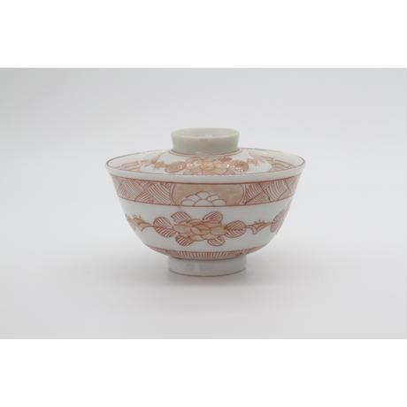 赤絵の茶碗