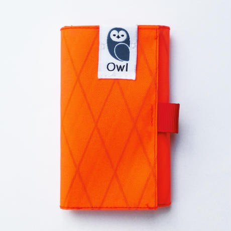 OWL X-Pac Kohaze Wallet (Neon Orange) 13.9g