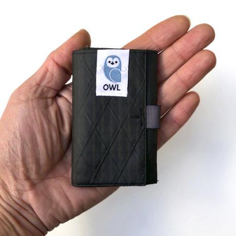 OWL X-Pac Kohaze Wallet (Black) 8.5g