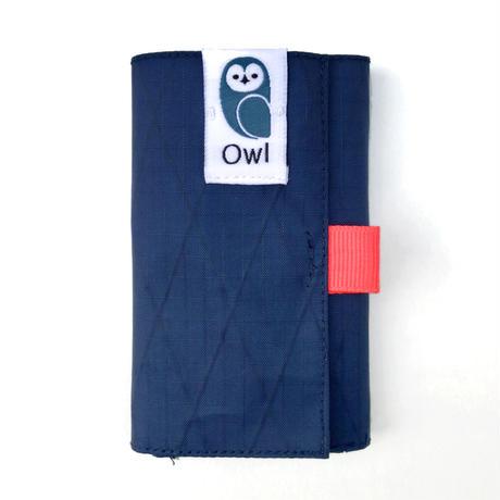 OWL X-Pac Kohaze Wallet (Deep Blue) 11.3g