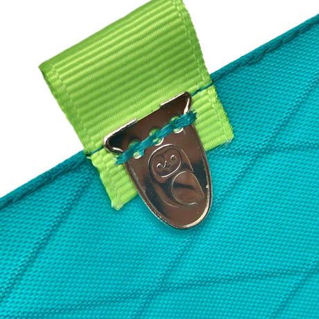 OWL X-Pac Kohaze Wallet (Turquoise) 13.2g