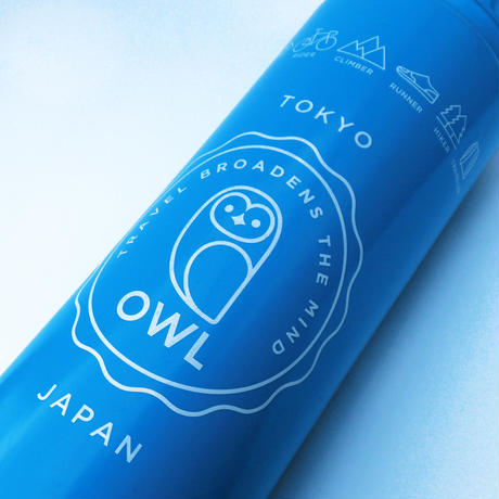 OWL Water Bottle 750cc