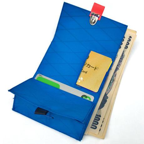 OWL X-Pac Kohaze Wallet (Blue) 13.5g