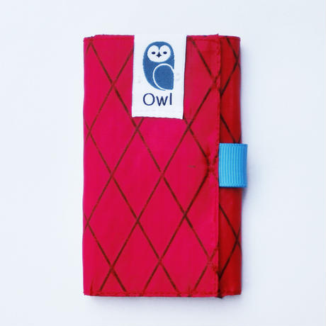 OWL X-Pac Kohaze Wallet (Red) 9.0g