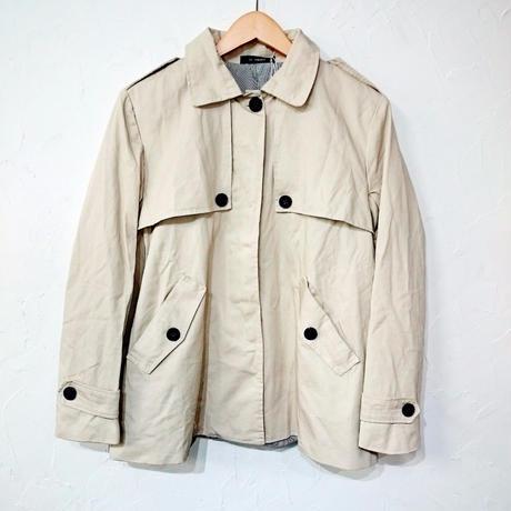 ツイル トレンチジャケット(レディース)