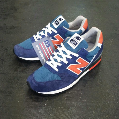 New Balance for J.CREW ニューバランス×ジェイクルー M996JC1  made in USA
