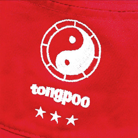 【TONGPOO CLOTHING】YIN YANG HAT - RED(TPHT-001-RD)