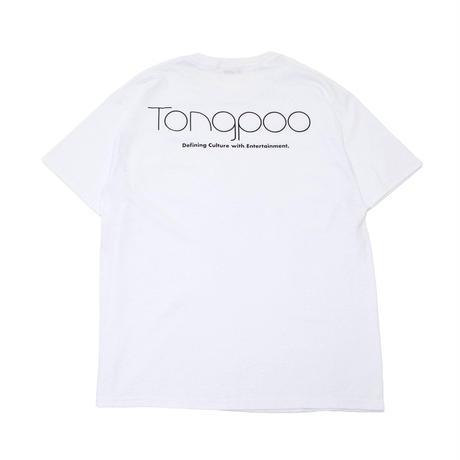 【Tongpoo】TONGPOO ICON  S/S TEE  - WHITE(TNP-09TE-WH)