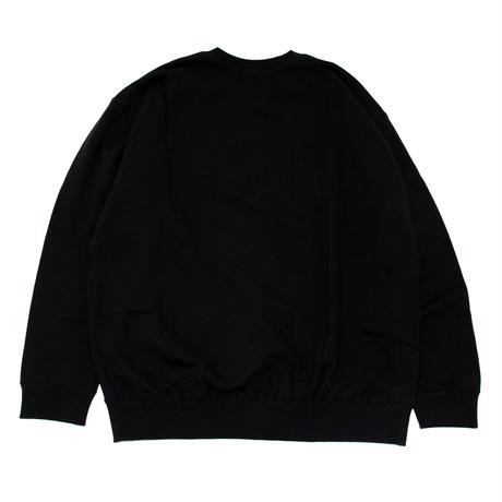 【TONGPOO CLOTHING】TWC BIG ICON CREW  - BLACK(TNP-02CW-BK)