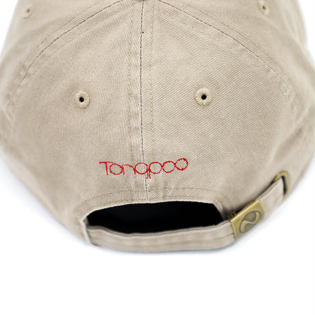 【Tongpoo / Develop series.】OYAIDE  CAP - KHAKI(TPCAP-OY-BG)