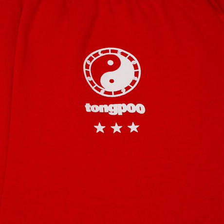 【TONGPOO CLOTHING】YIN YANG PANTS - RED(TPPT-001-RD)