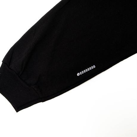 【TONGPOO CLOTHING】DONT WORRY L/S TEE  - BLACK(TNP-14LT-BK)