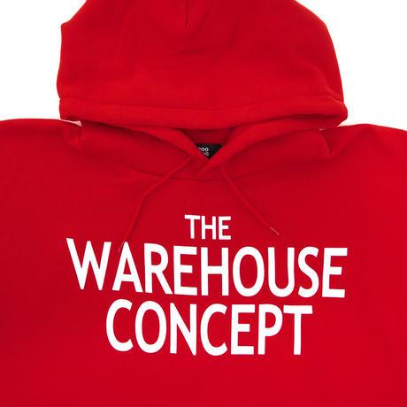 【TONGPOO CLOTHING】TWC BIG ICON HOODIE  - RED(TNP-01HD-RD)
