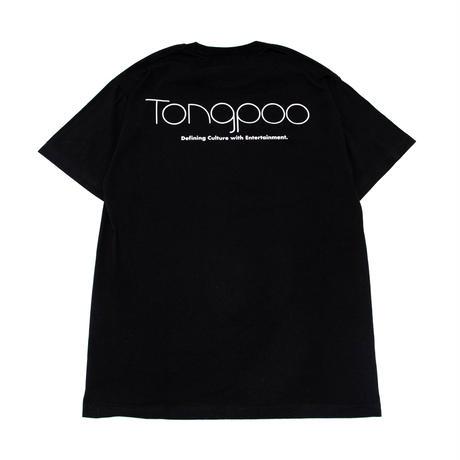 【Tongpoo】TONGPOO ICON  S/S TEE  - BLACK(TNP-09TE-BK)