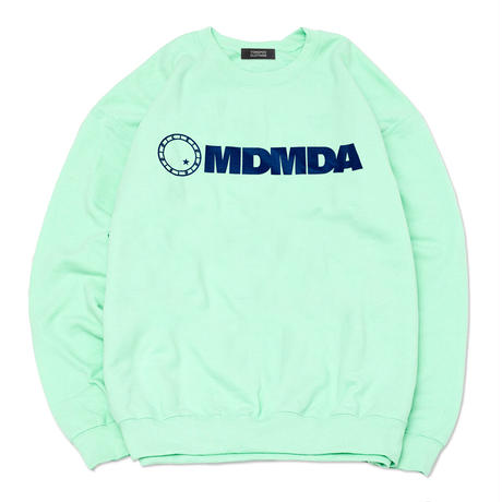【TONGPOO CLOTHING】COMPANY CREW MINT - BLUE(TPSW-001-MG/BL)