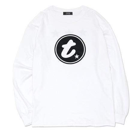 【TONGPOO CLOTHING】TC ROUND L/S TEE - WHITE(TPLS-004-WH)