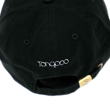 【Tongpoo / Develop series.】OYAIDE  CAP - BLACK(TPCAP-OY-BK)