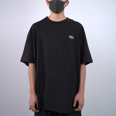 【TONGPOO CLOTHING】TWC ICON S/S TEE - BLACK(TNP-04TE-BK)
