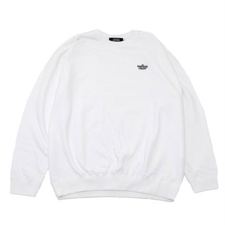 【TONGPOO CLOTHING】TWC ICON CREW  - WHITE(TNP-03CW-WH)