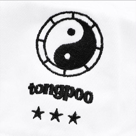 【TONGPOO CLOTHING】YIN YANG HAT - WHITE(TPHT-001-WH)