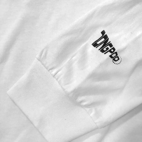 【Tongpoo × MAGIC STICK】DA L/S TEE  WHITE