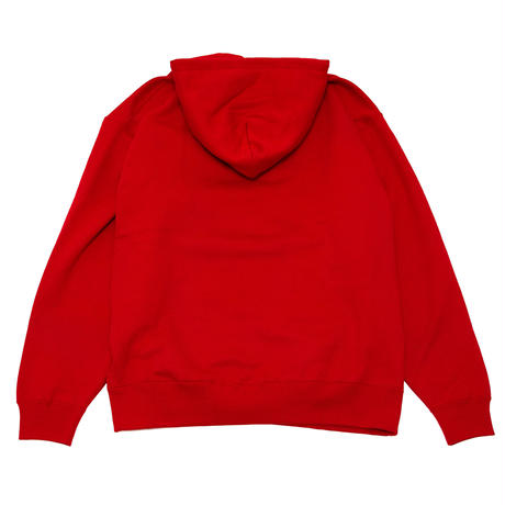 【TONGPOO CLOTHING】TWC ICON HOODIE  - RED(TNP-06HD-RD)