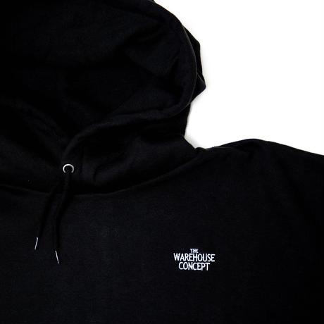 【TONGPOO CLOTHING】TWC ICON HOODIE  - BLACK(TNP-06HD-BK)