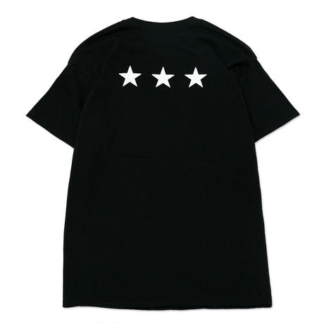 【TONGPOO CLOTHING】TC ROUND  S/S TEE - BLACK(TPSS-001-BK)