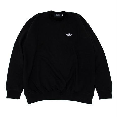 【TONGPOO CLOTHING】TWC ICON CREW  - BLACK(TNP-03CW-BK)